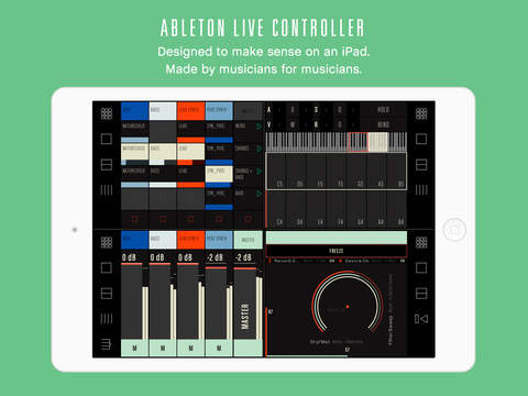 Conductr - Ableton Live and Traktor controller for iPad