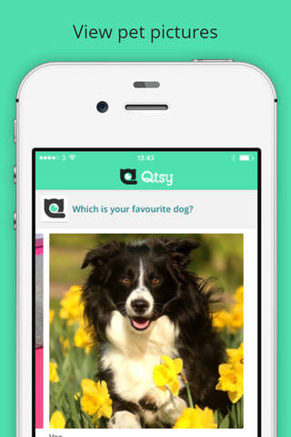 Qtsy: Pet Show in Your Pocket screenshot 3