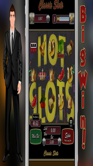 Ace Hot Slots 777 Game Free
