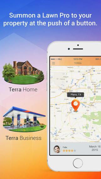 Terra Lawn Service App