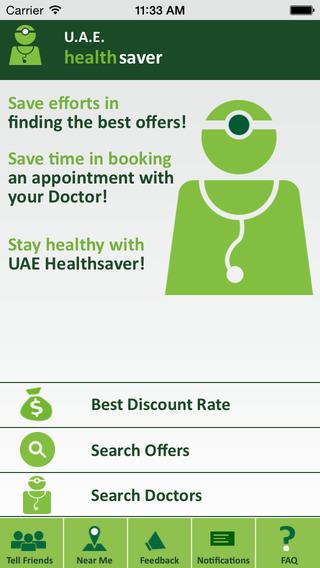 HealthSaver UAE