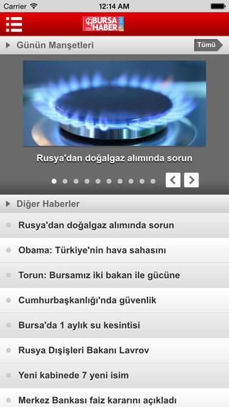 Bursa Haber Web
