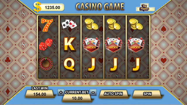 Slots Spot Casino Machine - FREE Slot Vegas Game