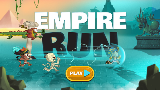 Empire Run – A Planet H game from HISTORY