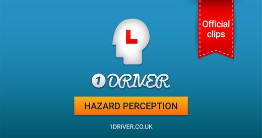 Hazard Perception Test Revision Clips