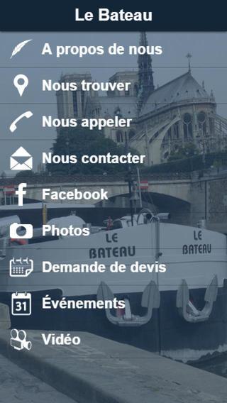 Le Bateau Paris 12