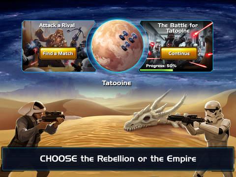 Star Wars™: Commander - Squad Wars Screenshots