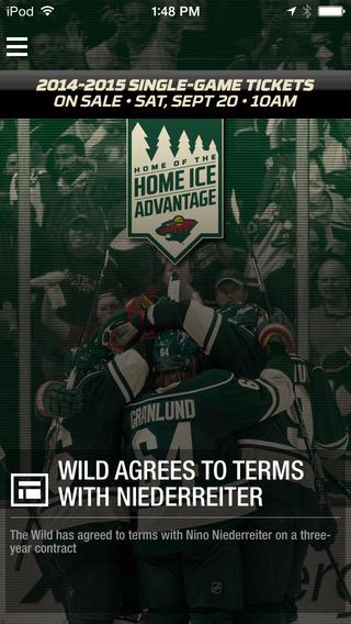 MN Wild NHL