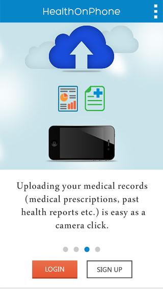 HealthOnPhone