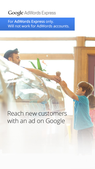 how to get from adwords express to adwords
