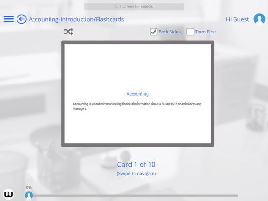 MBA for iPad iPad Screenshot 4