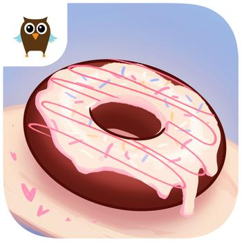 遊戲App|Fairy Donuts Make & Bake - No Ads LOGO-3C達人阿輝的APP