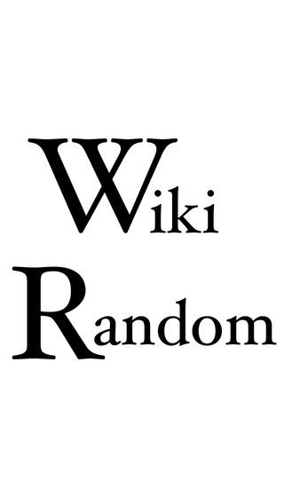 Random Wiki