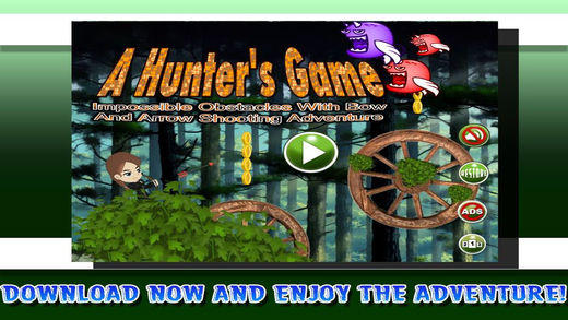 A Hunter-s Game-s - Impossible Obstacles With Bow And Arrow Shooting Adventure