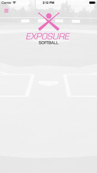 Exposure Softball Events