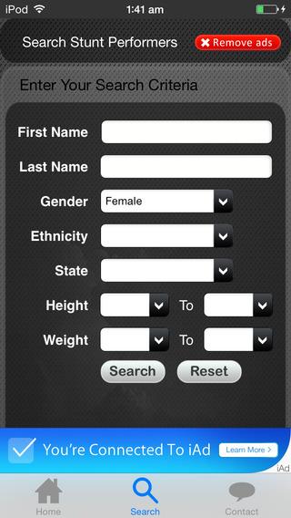 StuntPhone iPhone Screenshot 2