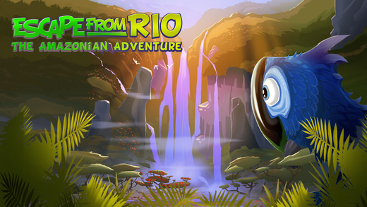 An Escape From Rio: The Amazonian Adventure 3D Free Game
