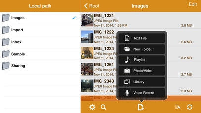 Screenshot #7 for AirDisk Pro - Wireless Flash Drive