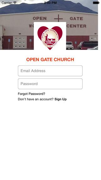 Open Gate Church