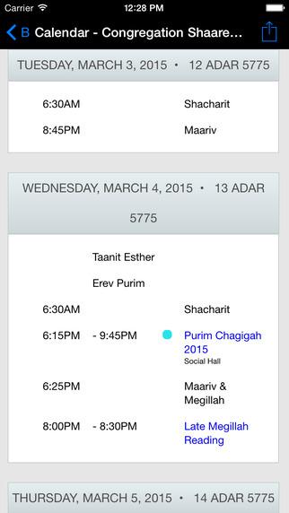 玩免費生活APP|下載Congregation Shaare Tefillah of Teaneck app不用錢|硬是要APP