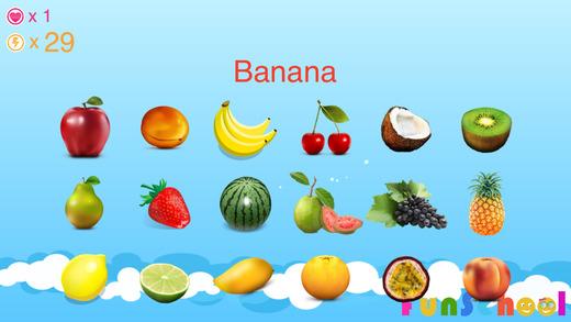 Nursery Fruits