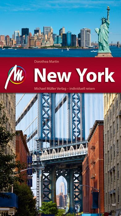 New York MM City – Stadtführer zum Selbstentdecken