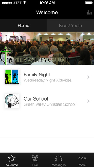 Green Valley Christian Center