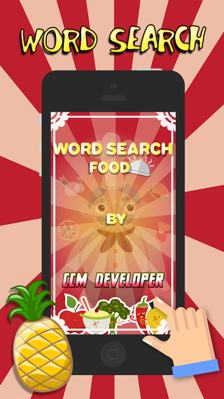 "Word Search For Food and Drinks "" Super Classic Wordsearch Puzzle """