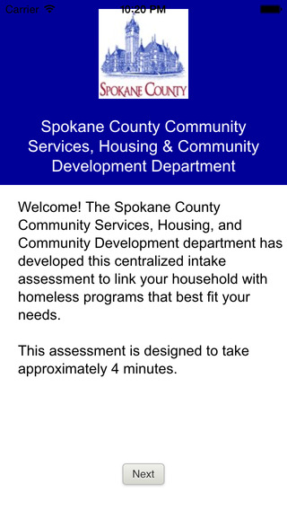 Spokane County HPRP