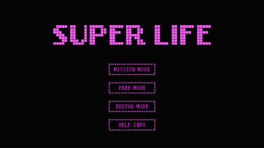 Super Life Game