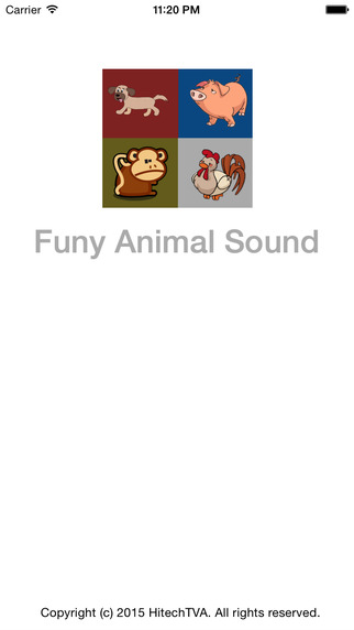 Funy Animal Sound