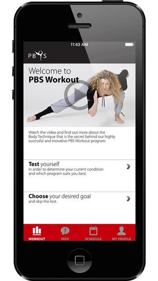 PBS Workout