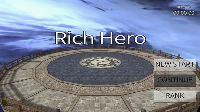 Rich Hero
