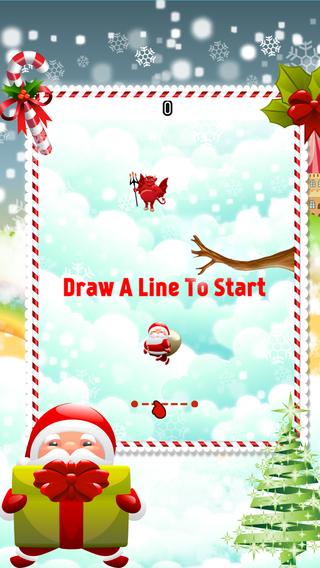 Aye Santa Party Friends - Joyful Christmas Eve