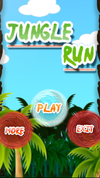 Jungle Run Up Pro