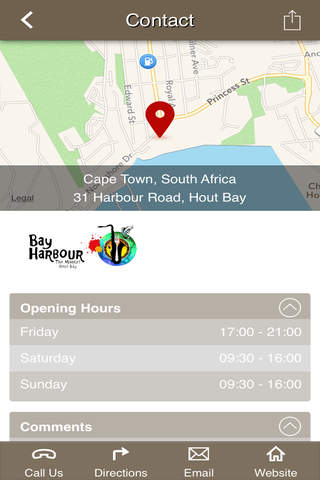 Bay Harbour Market screenshot 2