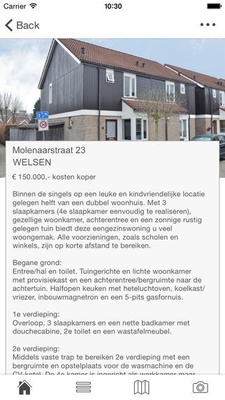 Groeneveld Makelaars App