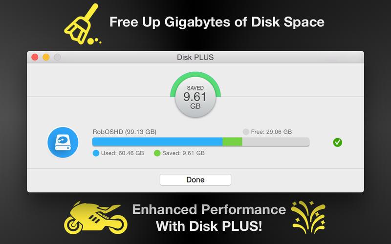 Disk PLUS Screenshot - 5