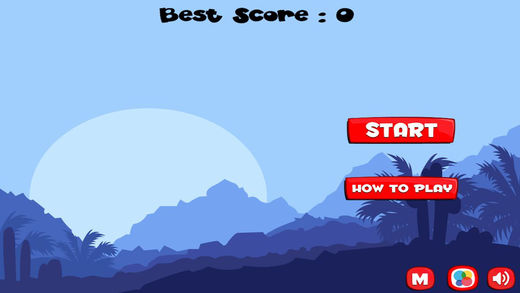 Sky Fast Runner : Forest Rescue Mission- Free