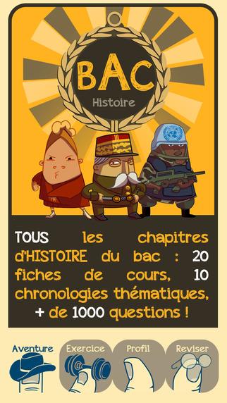 EduQuest — Bac Histoire 2015