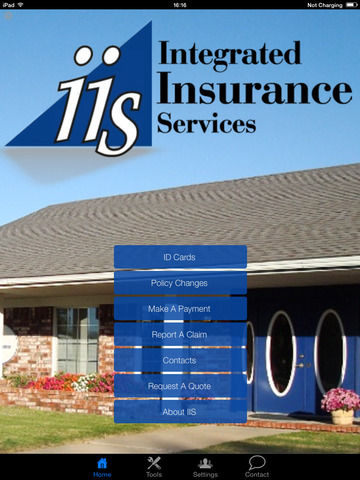 Integrated Insurance Services HD