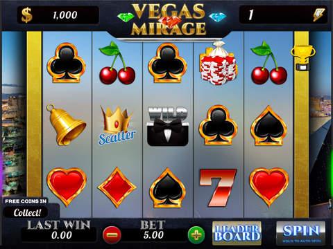 AAA Aalii Slots Vegas Mirage FREE Slots Game-ipad-1