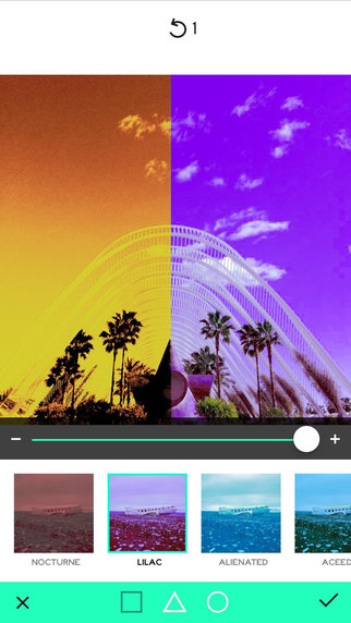 Ultrapop - Collection of Intense Color Filters and Shapes for Contemporary Art Photo Edits