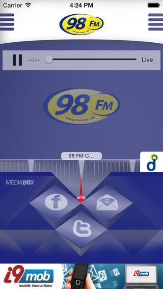 C.Formoso 98FM