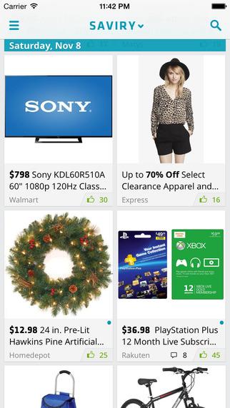 Saviry - Deals Freebies Sales - best online shopping FREE