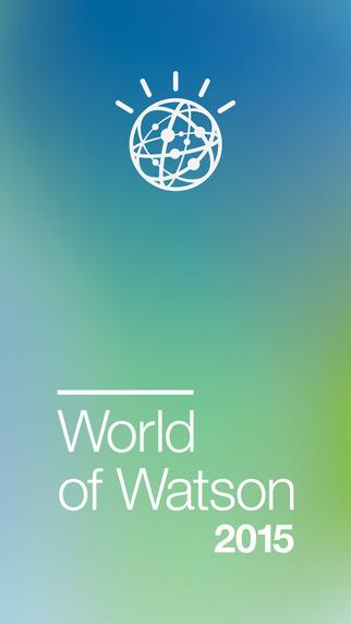 World of Watson 2015
