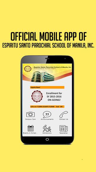 Espiritu Santo Parochial School of Manila Inc. myEsps