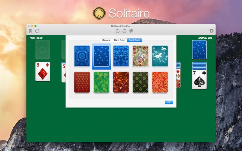 Solitaire Klondike Screenshot - 5