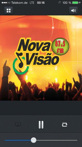 Rádio Nova Visão FM