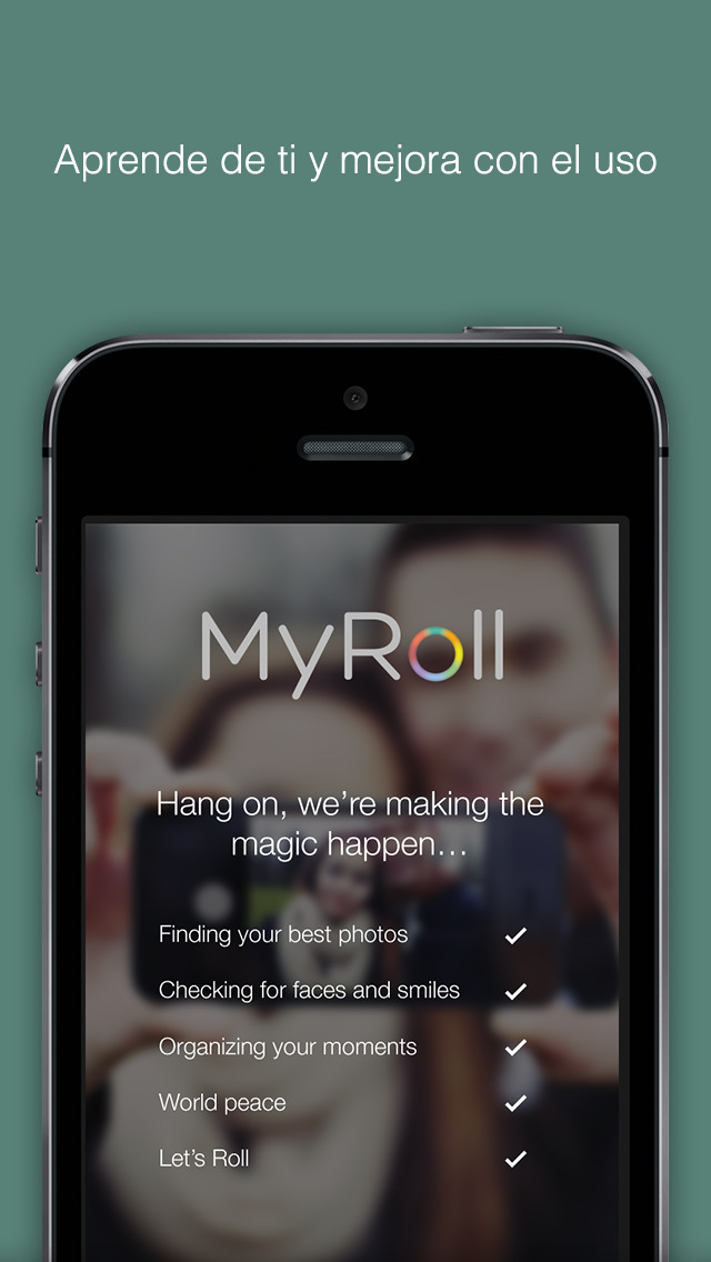 MyRoll – organiza fotos de tu carrete